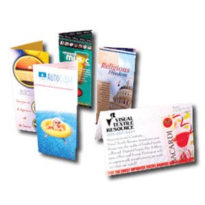 Printing - Promos4sale.com - Promotional Products, Promotional Items - Trifold Brochure - Full Color