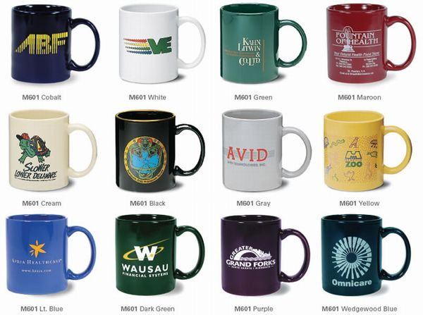 Mugs - Promos4sale.com - Promotional Products, Promotional Items - 11 Oz. Hartford Mugs