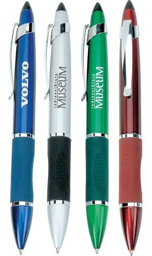 Pen - Promos4sale.com - Promotional Products, Promotional Items - Seneca - Ballpoint pen with blue ink refill,